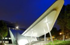Arte Charpentier Architectes – LED – Evergreen - París