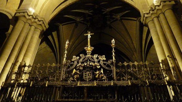 catedral - Zamora - iluminación LED - turismo