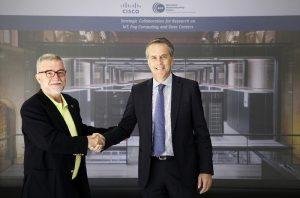 Cisco - BSC – CNS - Internet of Things - Smart cities - supercomputación