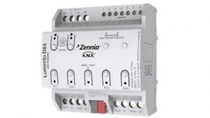 regulador KNX - iluminación - LED - sensores - pulsadores - Zennio - Lumento DX4 - KNX