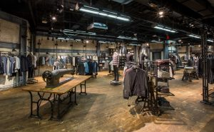 Philips Lighting - LED - AllSaints - luminaria - iluminación - diseño
