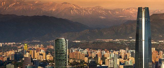 Santiago de Chile . Do!Smart City Santiago 2016 - ciudad inteligente