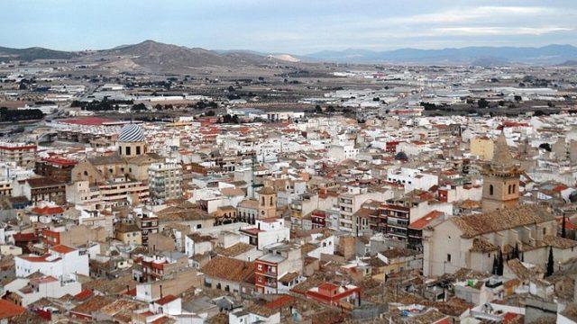 Yecla - Murcia - LED - contrato instalación - luminarias