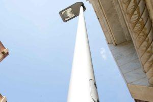 iluminación LED - Cartagena - Murcia - alumbrado público - LED - luminarias - eficiencia energética