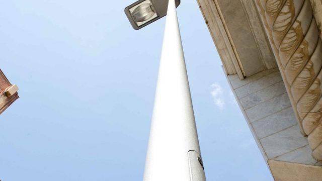 Cartagena - Murcia - alumbrado público - LED - luminarias - eficiencia energética