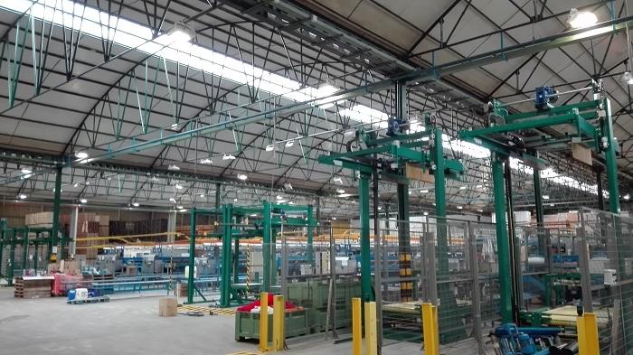 Schr der socelec mejora la iluminaci n de instalaciones industriales en valencia - Iluminacion en valencia ...