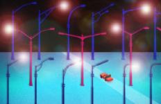 MIT - farolas - luces - Ferrovial