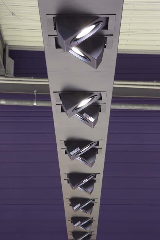 Iluminación - retail - comercio minorista - GE Lighting - LED -luminarias