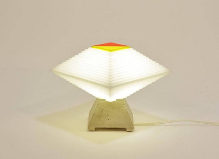 L A M P - iluminaicón arquitectónica - diseño