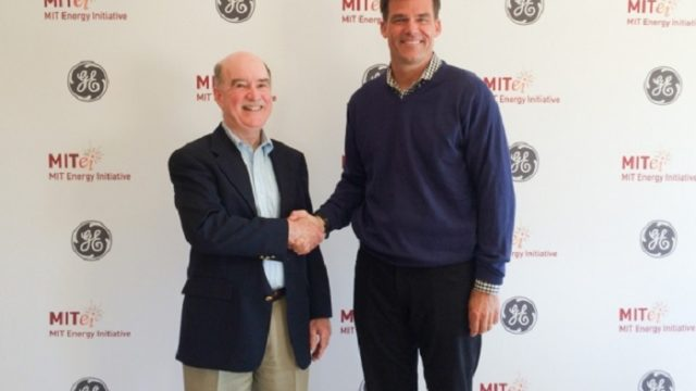 GE - MIT - MITEI - Massachusetts Institute of Technology
