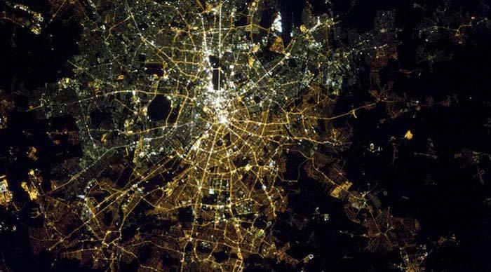 LED - base instalada - 2035 - DOE - iluminación - iluminación conectada - EE.UU
