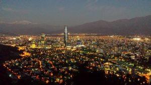 Santiago de Chile - Smart City - DOM Digital - Chile