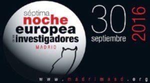 Noche Europea de los Investigadores - Madrid - ciencia - ciudadanos - madri+d