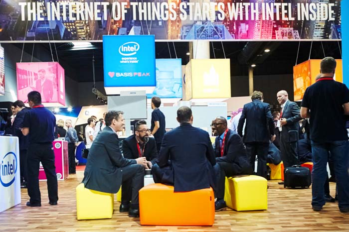 Internet of Things Solutions World Congress - IoTWSC - testbeds - Industrial internet Consortium - feria - conferencia - IoT