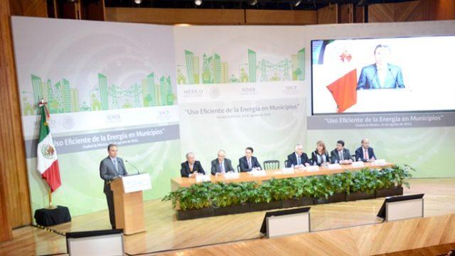 México - eficiencia energética - alumbrado público