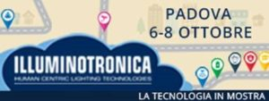 Iluminotrónica. Human Centric Lighting Technologies @ Fiera di Padova, padiglioni 5 e 11, ingresso B | Padova | Veneto | Italia