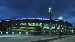 Schréder Socelec - iluminación - Juegos Olímpicos de 2016 - LED
