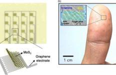 SPIE - Jong-Hyun Ahn - sensores - 2D - grafeno