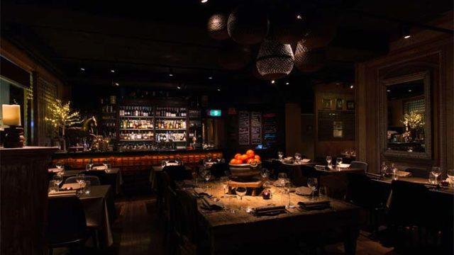Iluminación - LED – Soraa - Spice Room - Sydney - Jill Hoffenberg - CRI