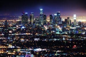 Philips Lighting - iluminación - Los Ángeles - sensores - Philips CityTouch