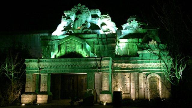 LED - Elation Professional - iluminación - zoológico