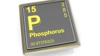Charmex, fosforo