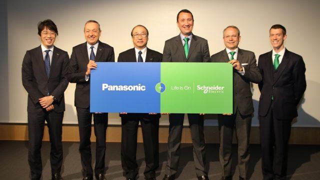 eficiencia energética, Schneider Electric, Panasonic, IoT