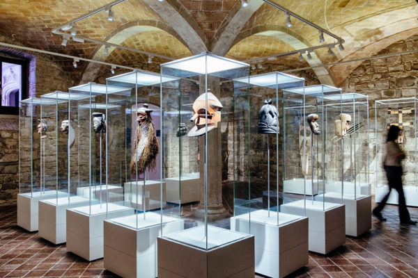 ERCO, Museo del Mon de Cultures, Barcelona