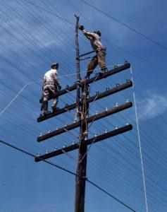 instaladores alta tensión