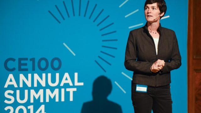 Ellen MacArthur, Circular Economy
