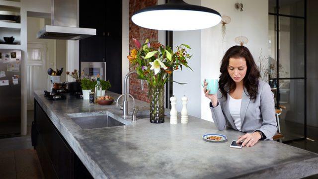 Philips lighting presenta su iluminaci n para el hogar - Iluminacion led para el hogar ...