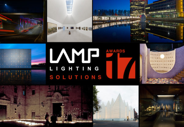 Lamp Lighitng Solutions Awards 2017