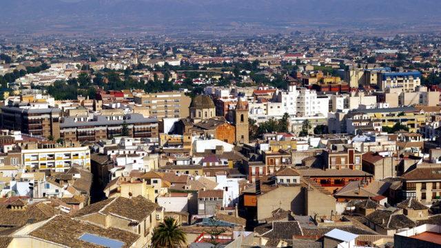 Lorca, eficiencia energética, BEI