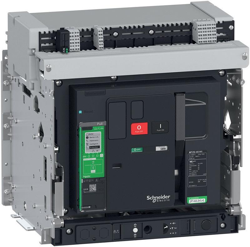 Masterpact MTZ, Schneider Electric