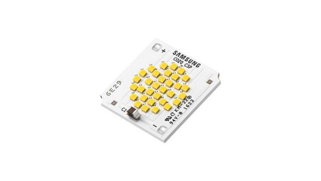 Samsung, módulos LED