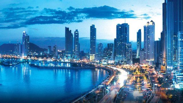 panorámica de Panamá