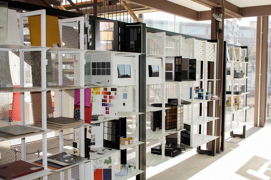 Galeria de Materiales, COAM