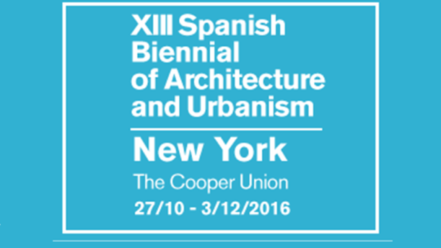 Bienal de Arquitectura Española, Arquitectura