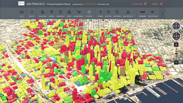 Cityzenith, Smart City, Current—Powered by GE, Huawei, Microsoft CityNext