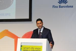 Philips Lighting, Josep Martínez, SCEWC2016, Smart Cities, alumbrado público