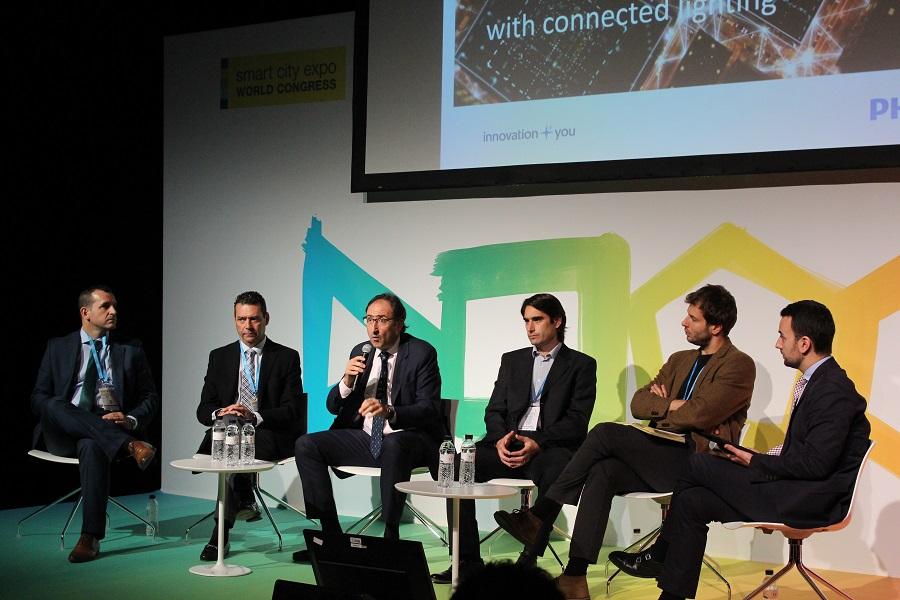 Philips Lighting España, Smart Cities, alumbrado público, iluminación, LED