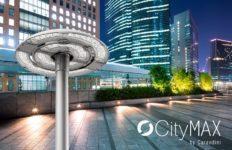 CityMAX, iluminación , LED, Carandini