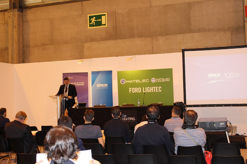 Mario Prieto, Director General de smartLIGHTING