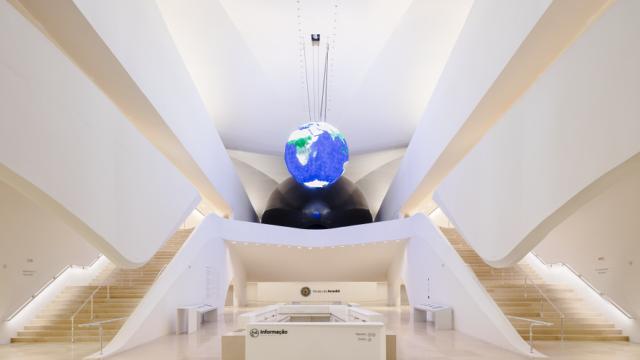 Diseños de iluminación, Museum of Tomorrow, Premios iluminet