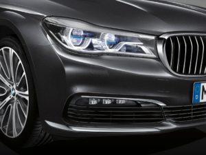 láster Osram BMW serie 7