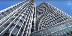 edificio inteligente, Power over Ethernet, Phlips Lighting, Torre Europa