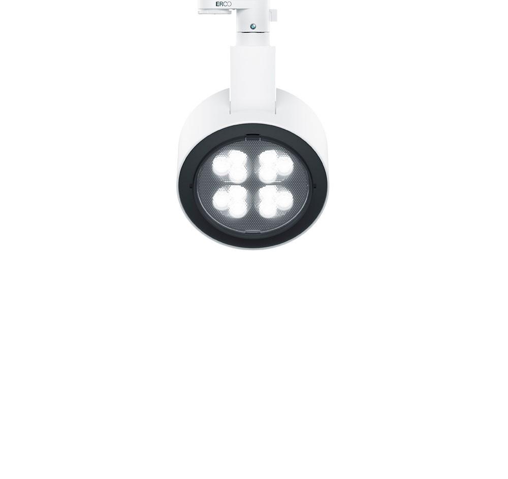 ERCO, iluminaión, LED