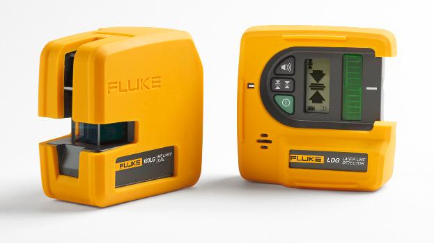 Fluke, laser, láser de Fluke