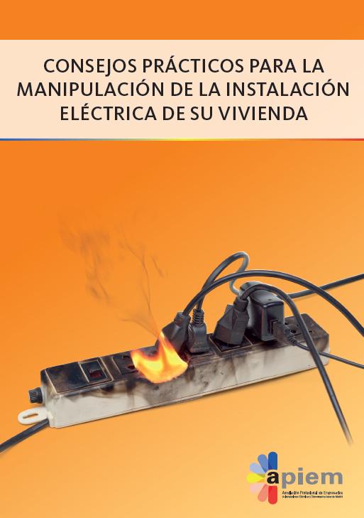 instalación electrica, manual, apiem