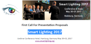 Smart Lighting 2017 @ Lindtner Conference Hotel | Hamburgo | Hamburgo | Alemania